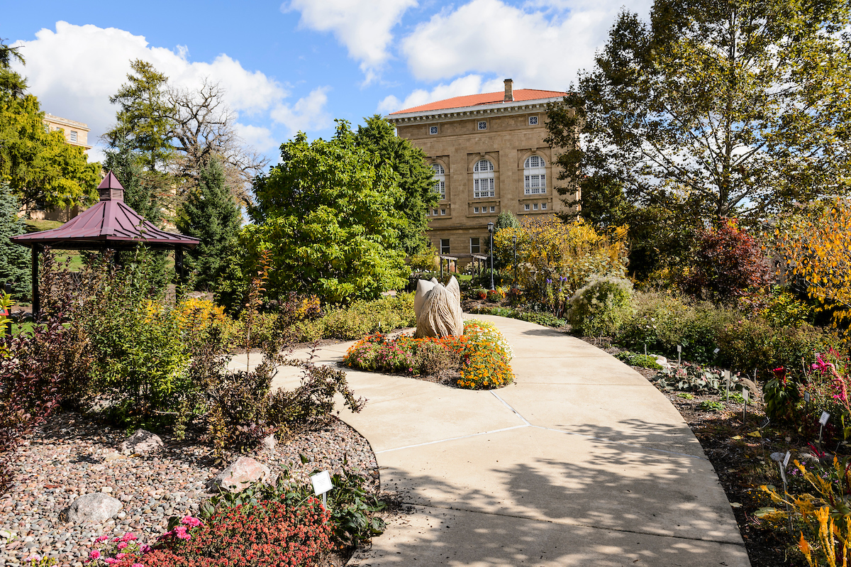 UW–Madison Botany Garden
