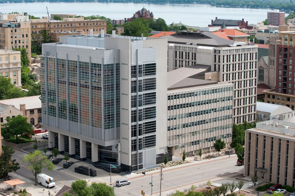 UW–Madison Chemistry building
