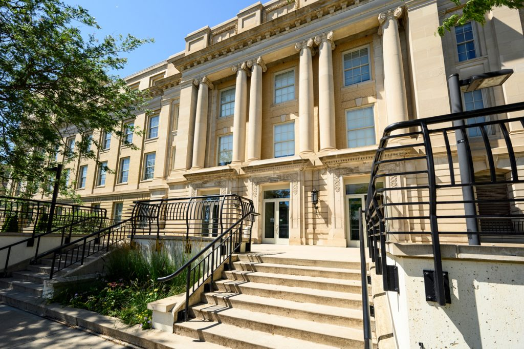 UW–Madison Chamberlin Hall